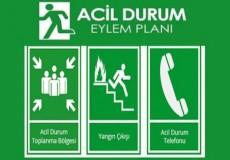 ACİL DURUM EYLEM PLANI