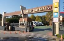 Çekmeköy Sınav Kolejinde Yangın Eğitimi