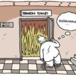 İş Güvenliği Karikatür