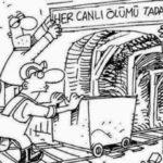 İş Güvenliği karikatürü